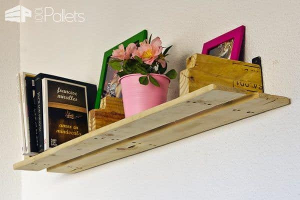 Teenager Bedroom With Reclaimed Pallets Fun Pallet Crafts for Kids