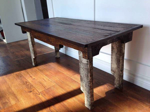 Unique Pallet Coffee Table Pallet Coffee Tables