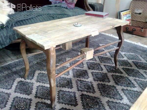 Zoomorphe Pallet Coffee Table Pallet Coffee Tables