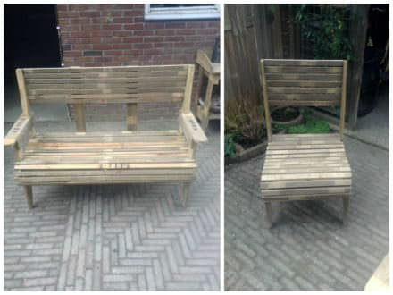 Posts found with pallet bench page 9 of 22 1001 pallets - Pallet stoel ...