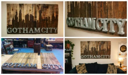 Gotham City Never Looked So Good