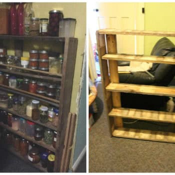 Preserving Shelves