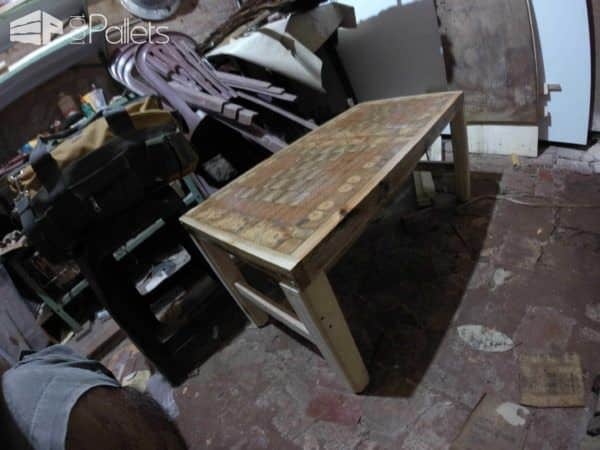 The Pallet Soul Coffee Table Pallet Coffee Tables