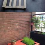 """DIY: """"chaTable"""" Pallet Coffee Table With Mini Garden"""