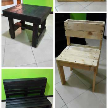 Pallet Eco-friendly Furniture