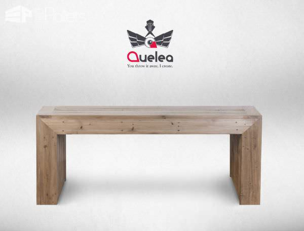 Pallet Table Glossy Wood And His Bench Pallet Benches, Pallet Chairs & StoolsPallet Desks & Pallet Tables