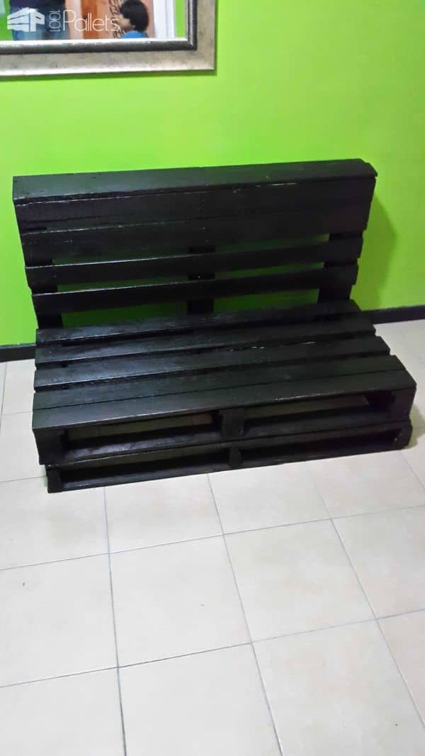 Pallet Eco-friendly Furniture DIY Pallet Furniture
