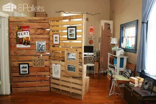 10 Creative Ways to Use Recycled Pallets to Decorate Your Home Pallet Home Accessories