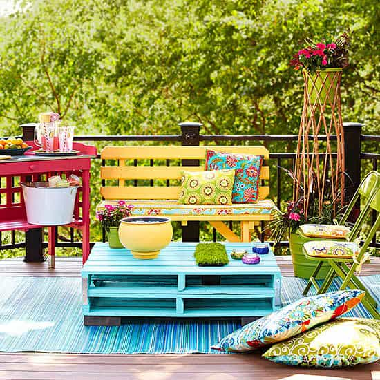 Pallet Home Décor Ideas