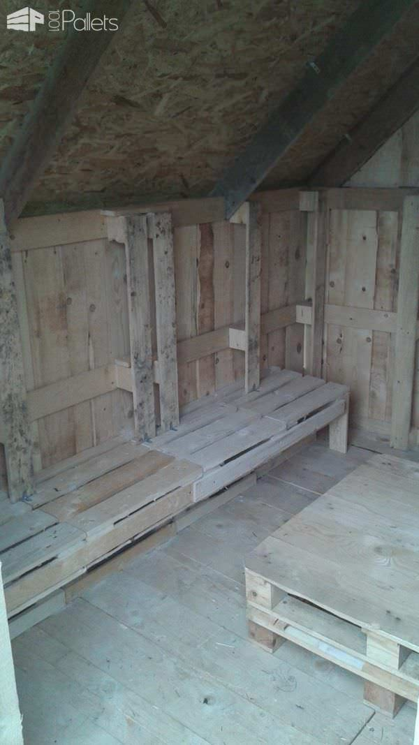 Childrens Playhouse Pallet Sheds, Pallet Cabins, Pallet Huts & Pallet Playhouses