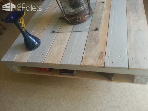 Table Basse Design / Design Pallet Coffee Table Pallet Coffee Tables