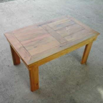 Table Basse En Bois De Palette / Pallet Coffee Table