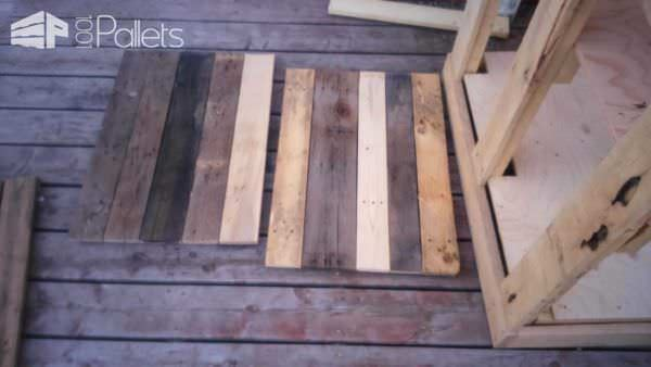 Aquarium Stand From Pallets Pallet TV Stands & Racks