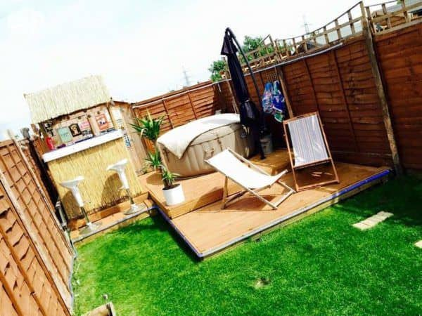 How I Used Pallet In My Garden Lounges & Garden Sets