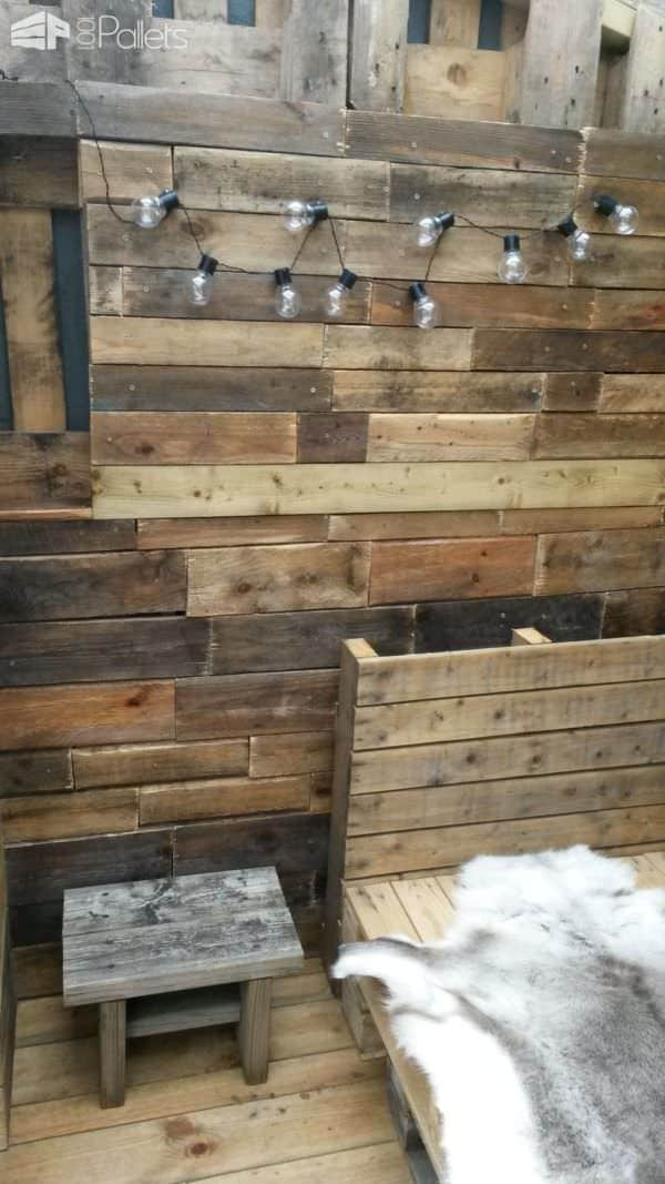 Pallet Summer House Pallet Sheds, Pallet Cabins, Pallet Huts & Pallet Playhouses