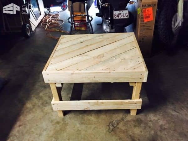 Robby's Pallet Furniture Pallet Desks & Pallet Tables