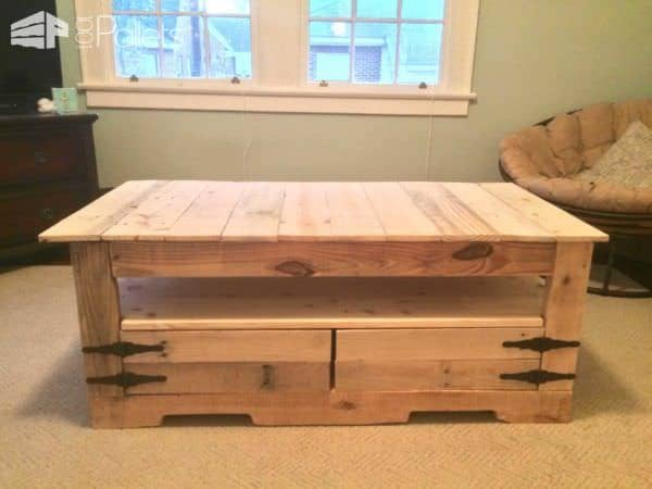 Student Pallet Coffee Table Pallet Coffee Tables