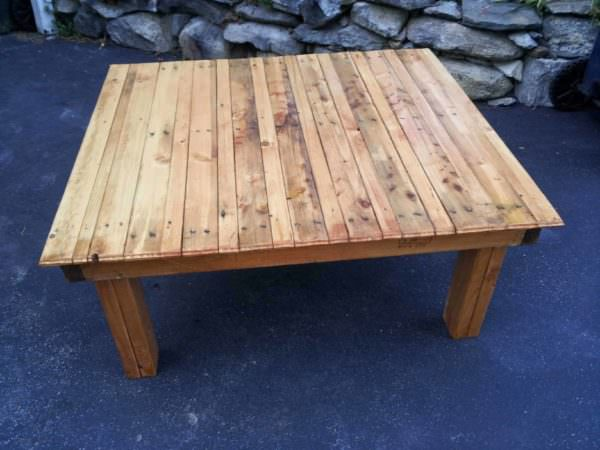Tables & Benches Made Out of Repurposed Pallets Pallet Benches, Pallet Chairs & Stools Pallet Desks & Pallet Tables