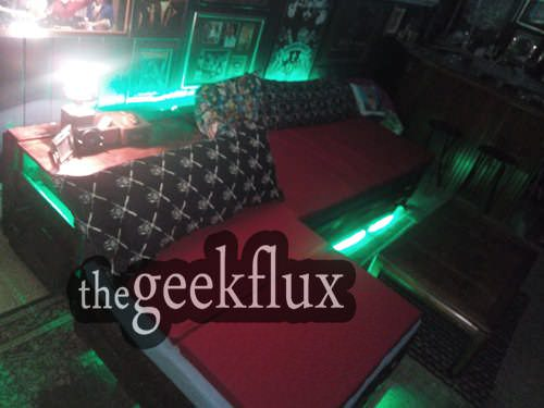The Geek Cave Pallet Couch Pallet Sofas & Couches