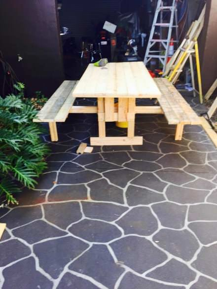 Robby's Pallet Furniture