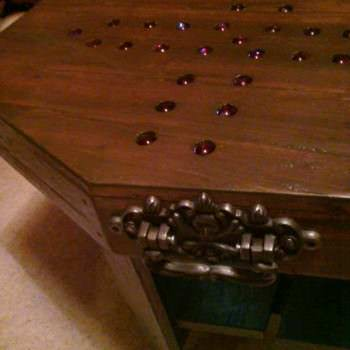 Coffin Coffee Table For My Goth Friend