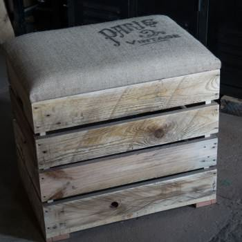 coffre en palette pallet chest 1001 pallets
