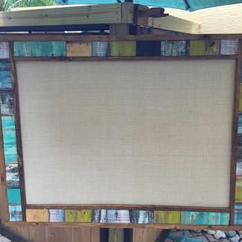 Memory Board & Picture Frames