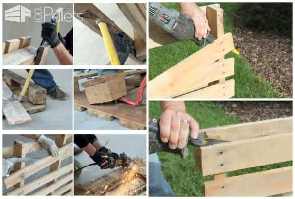 How to Disassemble a Wooden Pallet