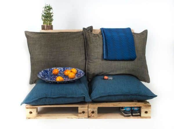 Modular Pallets Furniture By French Start-up Pal-id DIY Pallet Furniture