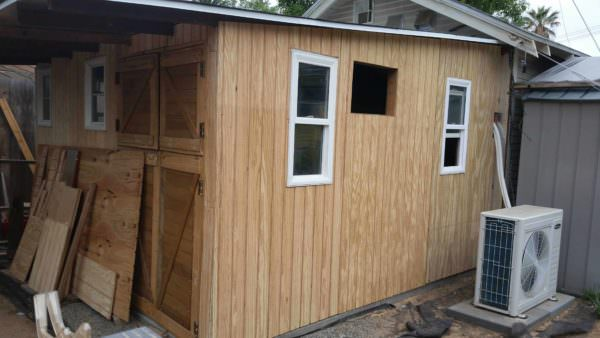 Shed From Pallets & Other Recycled Materials To Keep Costs Down Pallet Sheds, Pallet Cabins, Pallet Huts & Pallet Playhouses