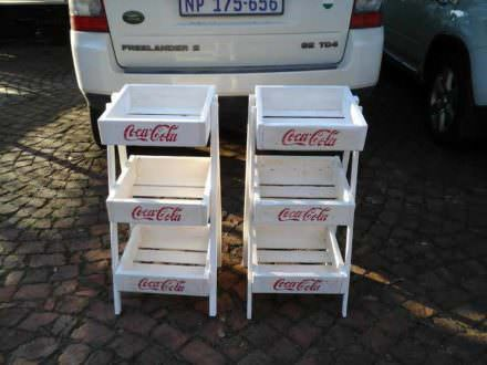 3 Tier Coca Cola All Purpose Stands