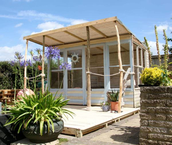 Reclaimed Beach House Project Pallet Sheds, Pallet Cabins, Pallet Huts & Pallet Playhouses
