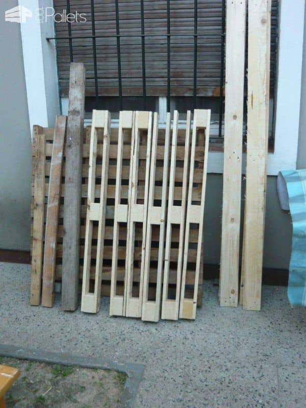 Slatted Bed Frames From Pallets DIY Pallet Bedroom - Pallet Bed Frames & Pallet Headboards