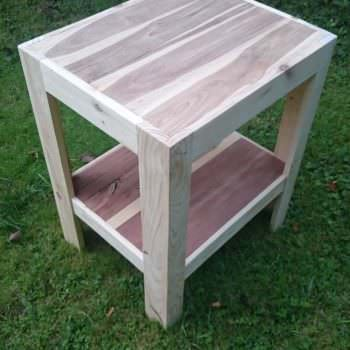 Small Garden Coffee Table