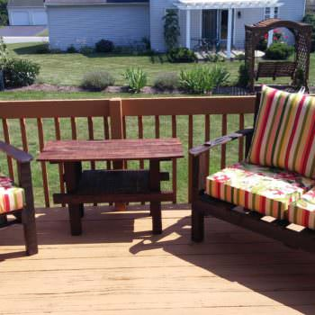 Terrace Deck Furniture