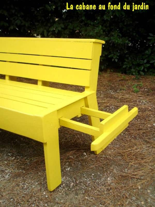 Rollbench, Le Banc Qui Roule / Rollbench, The Pallet Rolling Bench Pallet Benches, Pallet Chairs & Pallet Stools
