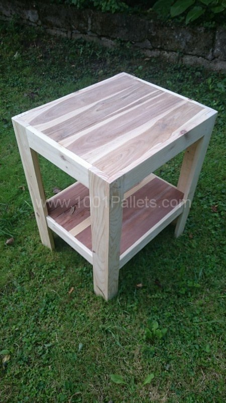 Small Garden Coffee Table Pallet Coffee Tables