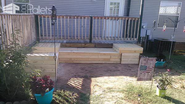 Pallet Sectional Pallet Sofas