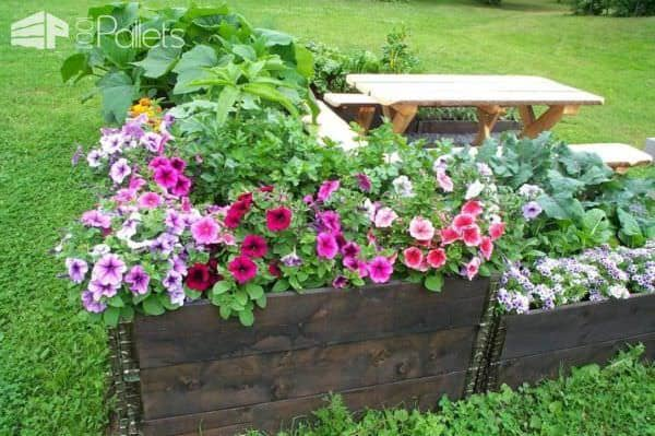 How To Use Pallet Collars for Raised Bed Gardens – Experience from Sweden Pallet Planters & Compost Bins