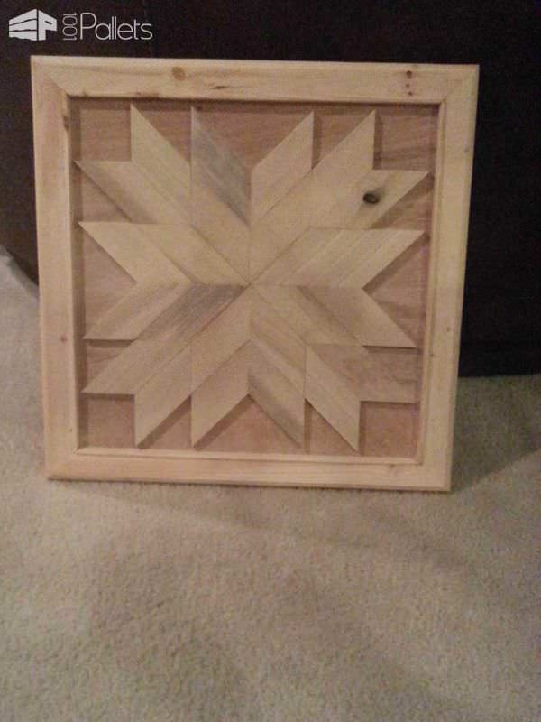 Pallet Lamp table & Wall Pictures Pallet Desks & Pallet Tables Pallet Wall Decor & Pallet Painting