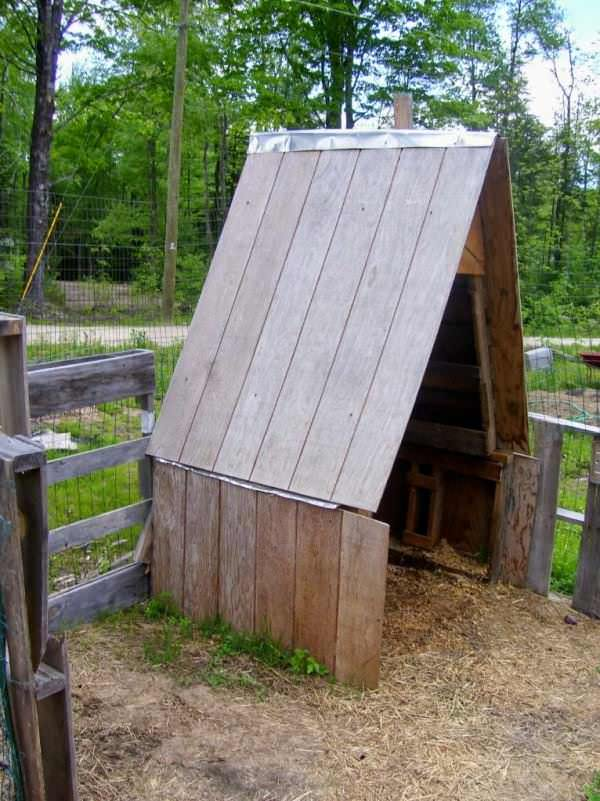 Pallet Goat House Animal Pallet Houses & Pallet Supplies