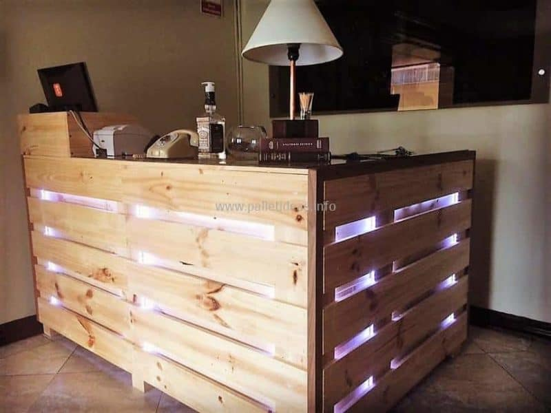 45 Amazing Bars Made From Pallet