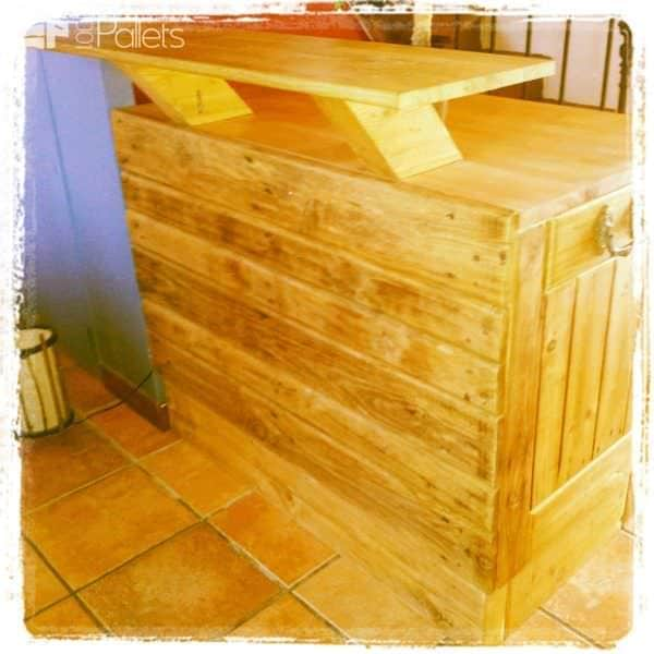 35 Awesome Wooden Pallet Bars For Inspiration  DIY Pallet Bars. Wooden Pallet Bars  35 Awesome ideas For Inspiration