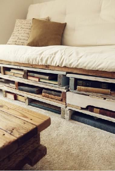 Easy Diy Ideas For Pallet Beds 1001 Pallets