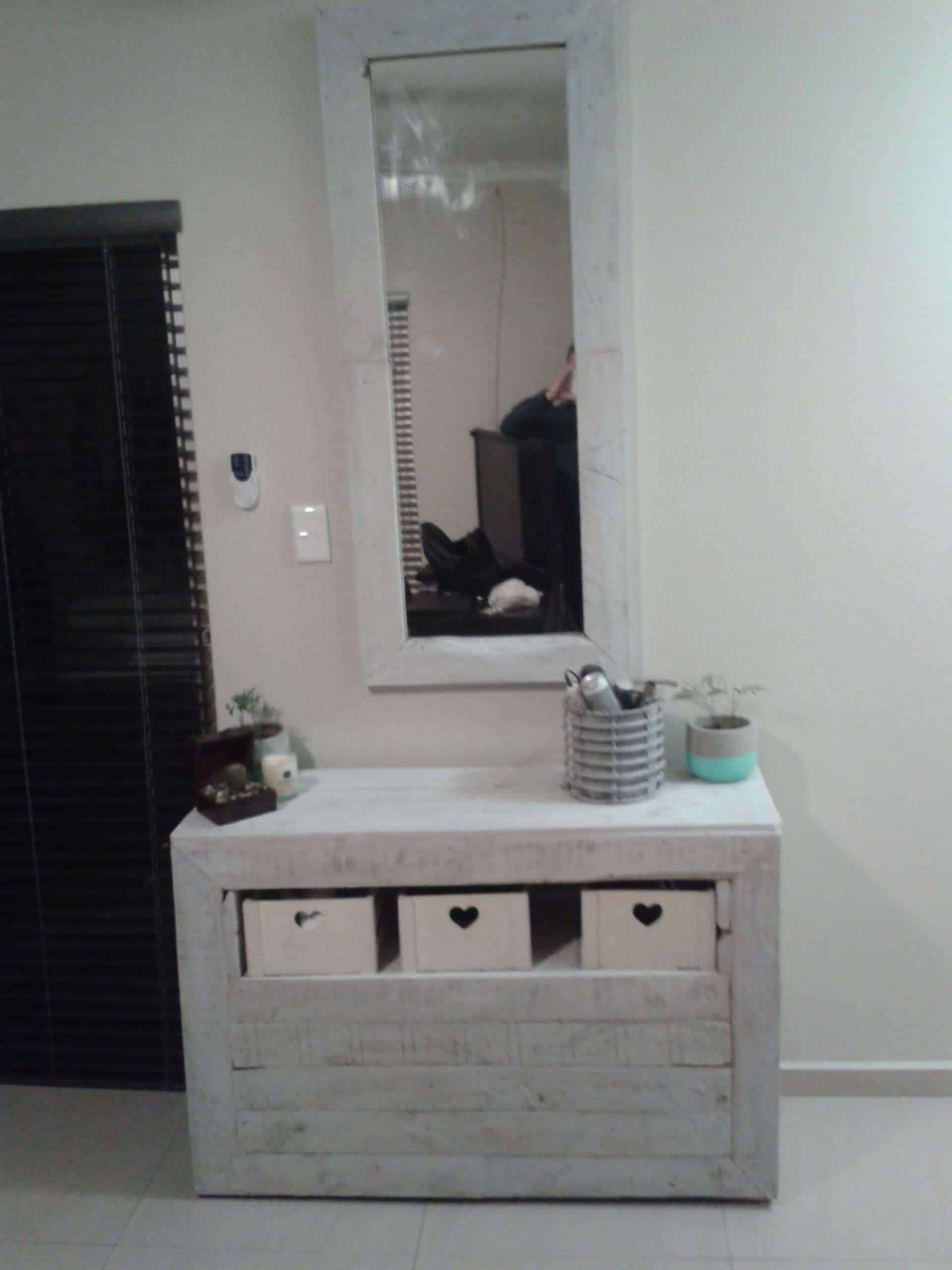 Pallet Dressing Table 1001 Pallets