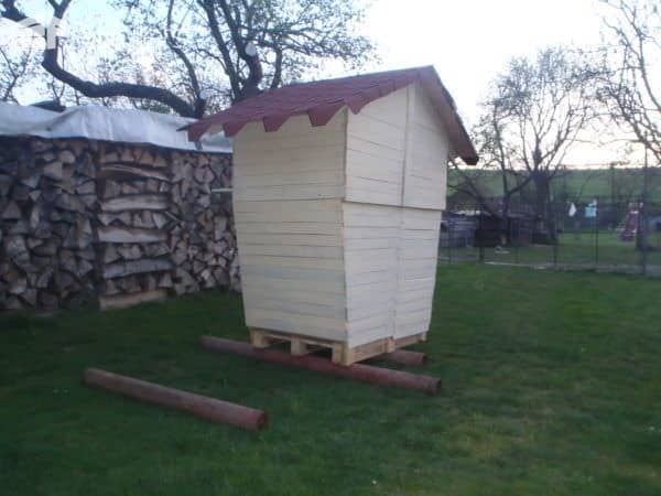 Pallet Kids House Fun Pallet Crafts for KidsPallet Sheds, Pallet Cabins, Pallet Huts & Pallet Playhouses