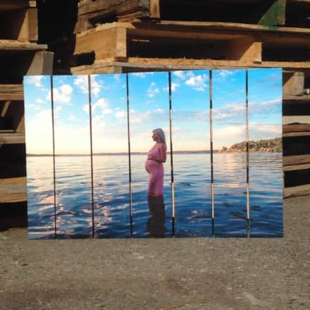 Pallets & Photography Combined