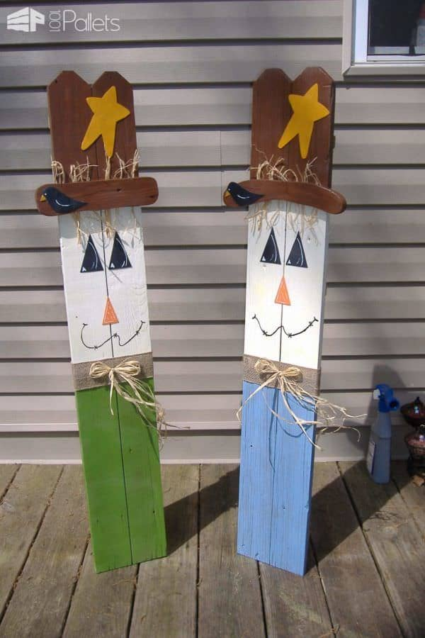 Primitive Pallet Peddler Pallet Home Décor Ideas