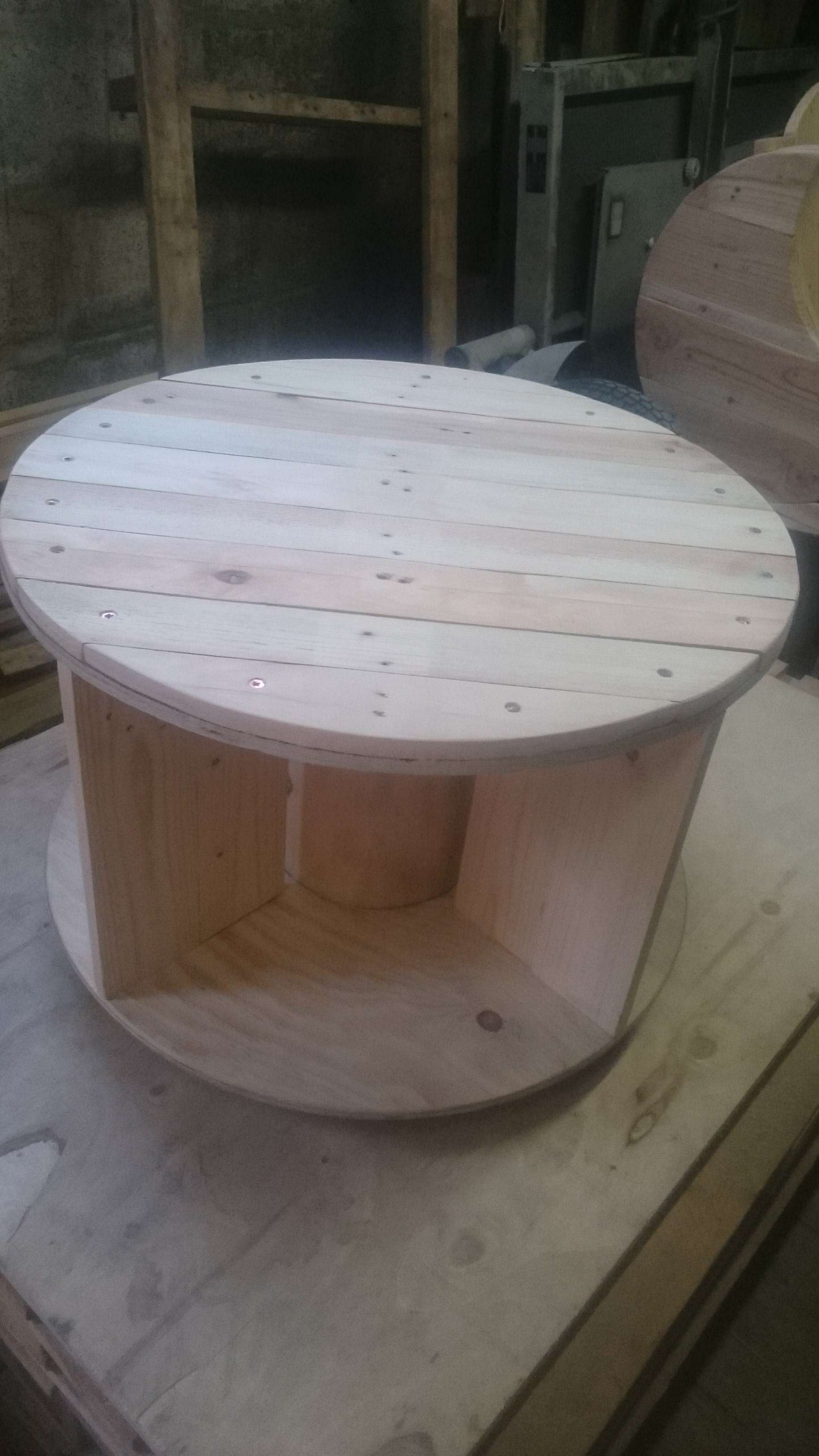 Table basse roulettes coffee table with wheels 1001 - Table basse a roulettes ...
