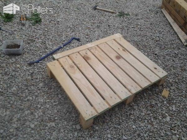 Table basse en palette pallet ideas 1001 pallets - Faire table basse en palette ...